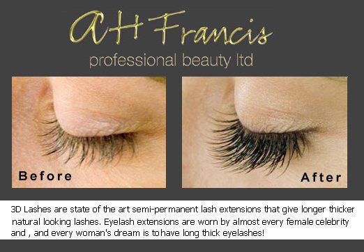 763f511a5d2 3D Eyelash Extensions at Synergy Beauty Salon, Studley