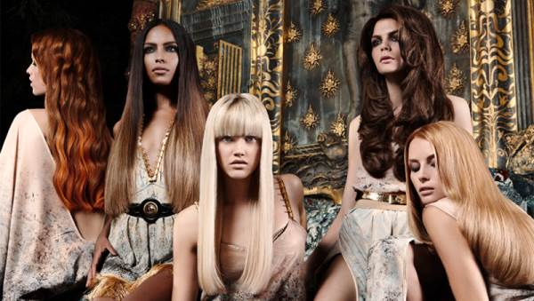Be who you want to be: Great Lengths Hair Extensions at Synergy Hair & Beauty come in a remarkable 55 colours - what colour will you choose?