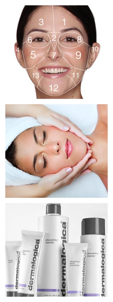 Dermalogica face mapping facials and calming products studley warks