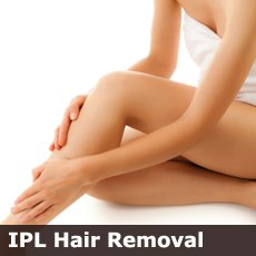 IPL hair removal studley