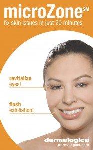 dermalogica microzone twenty minute facial studley