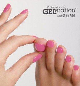 Jessica pedicure Geleration Studley Synergy beauty salon