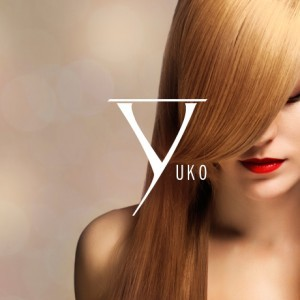 Yuko hair straightening at synergy hair salon in studley