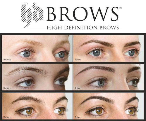 hd-brows salon in studley