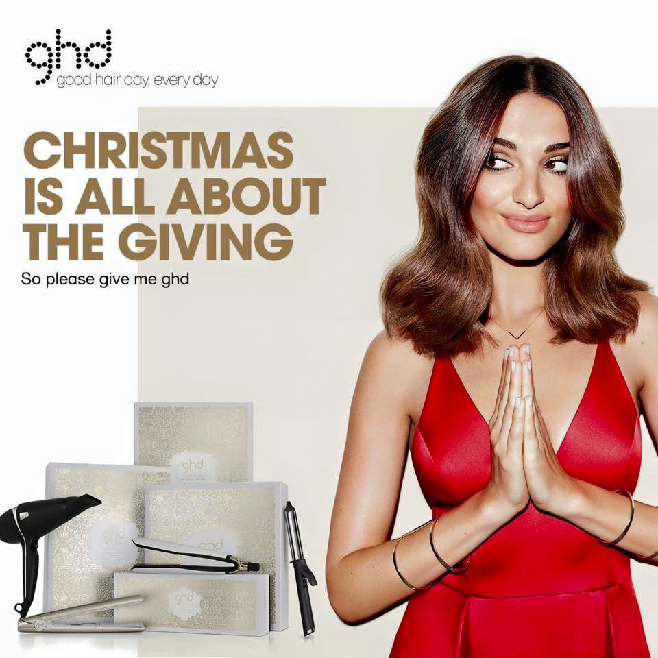 ghd® Arctic Gold Christmas Gift Sets