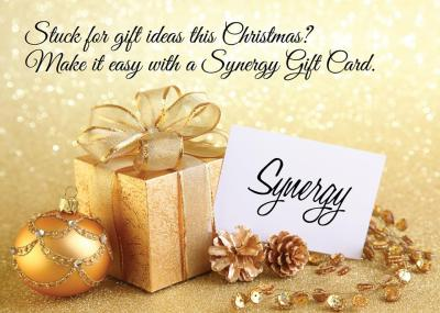 Synergy Gift Voucher