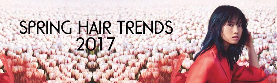 Women's Spring Hair Trends
