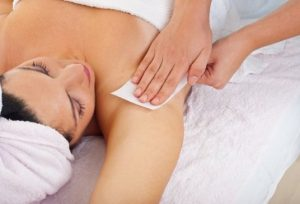 Waxing at Synergy hair & beauty salon in Studley