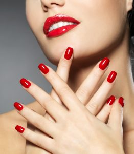 Nail services at Synergy beauty salon in Studley