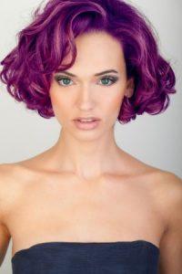 festival hair at Synergy hair Salon Studley