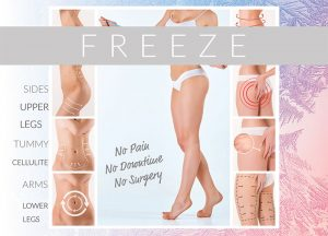 Fat Freezing at The Skin Clinic on the 20th July!