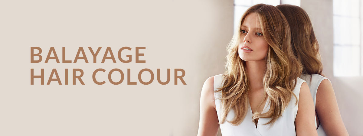Balayage & ombre hair colours at Synergy hair salon in Studley, Warwickshire