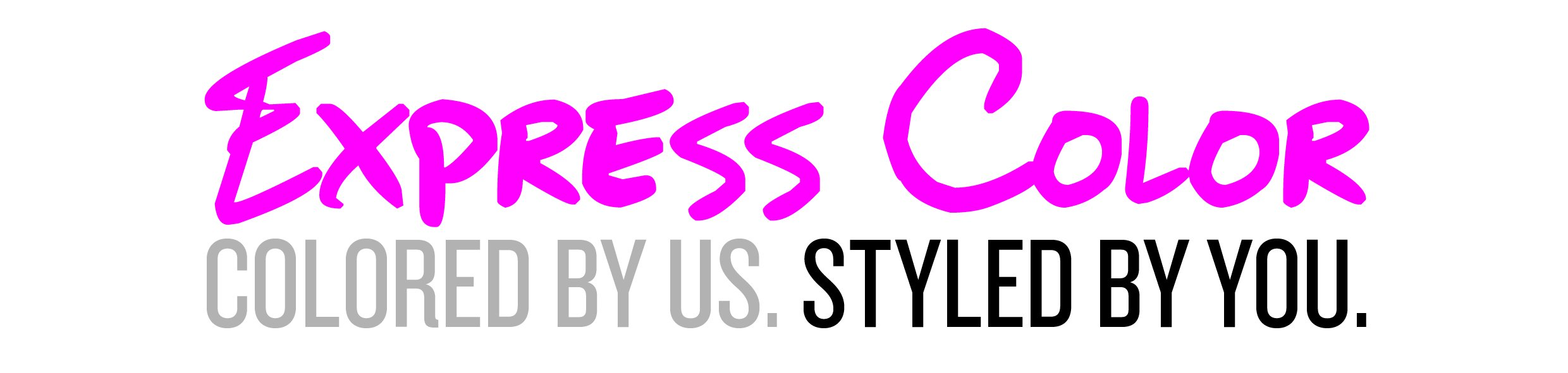 In a Hurry? Check Out Our Express Hair Colour Appointments