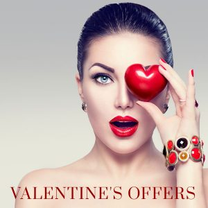 Valentine's-Offers-at synergy hair and beauty salon studley