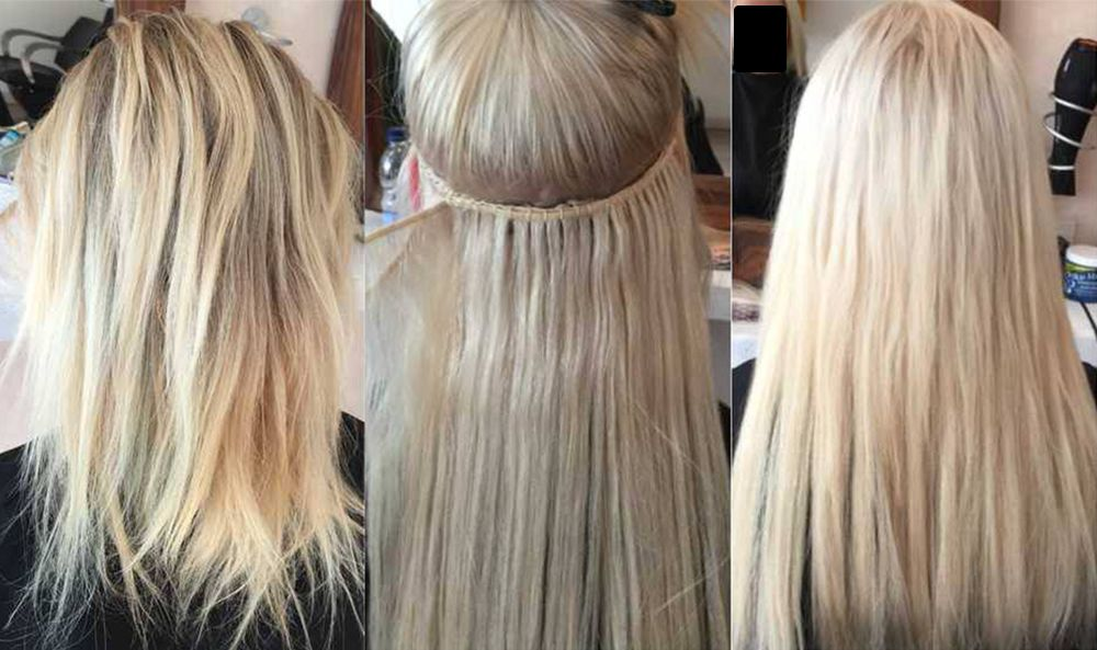 Hair Extensions At Synergy Hair Beauty Studley Warks