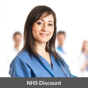 NHS-Discount at Synergy hair and beauty salon studley, warwickshire