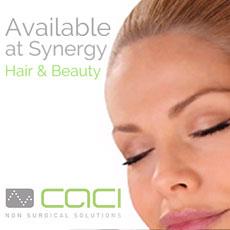 CACI from Synergy Hair & Beauty