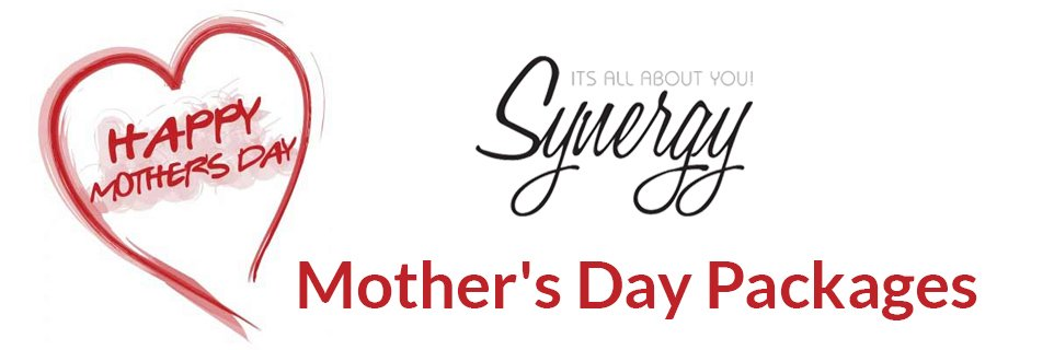 Mother's Day Gift Packages Synergy hair and beauty salon, Redditch