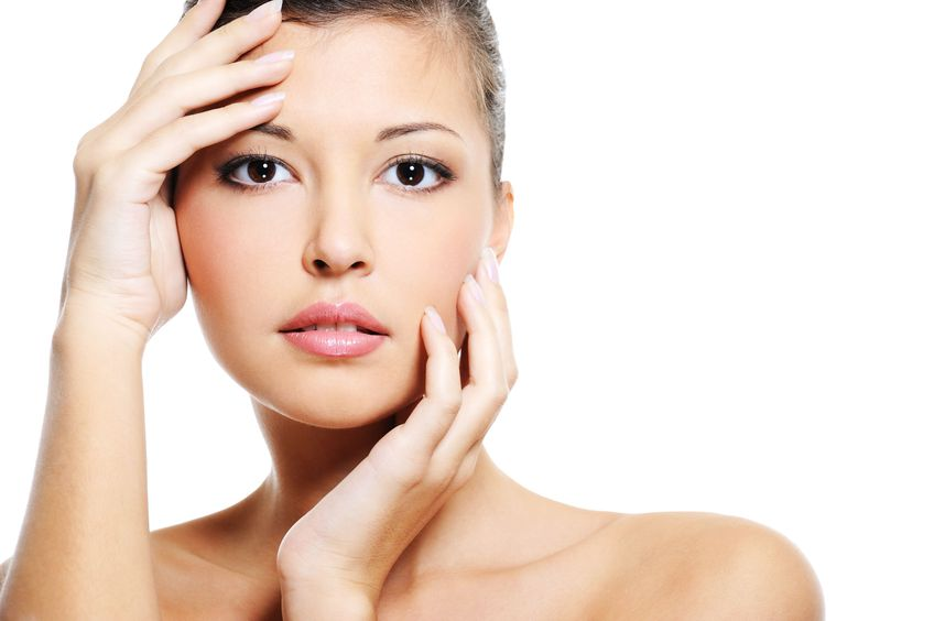 caci facials at synergy beauty salon in studley