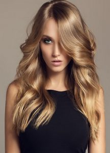bronde balayage autumn hair colours at synergy hairdressers redditch