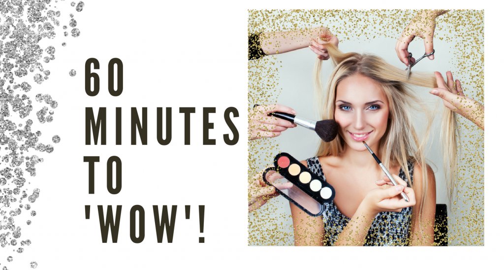 60 minutes to wow beauty packages at synergy beauty salon in redditch