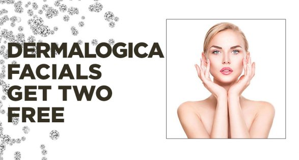 Dermalogica Facials Get Two FREE at synergy beauty salon in redditch