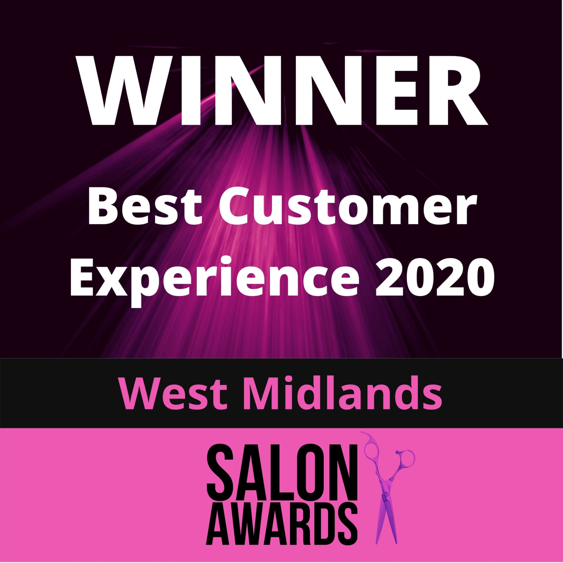 Synergy Hair Salon Wins Top Industry Award!
