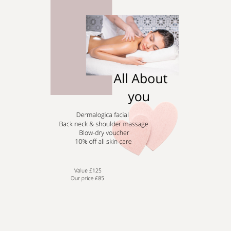 Dermalogica Facial packages in Reddtich at Synergy beauty salon