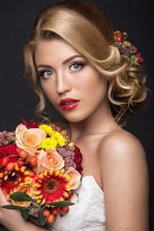 Bridal Hairstyle Ideas Synergy Hair & Beauty Salon, Studley, Warwickshire