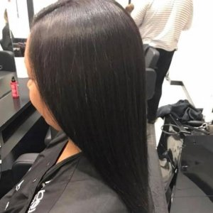 Yuko Hair Straightening Oakenshaw at Synergy Hair & Beauty Salon